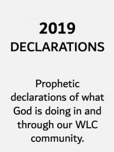 Declarations – Word Life Center